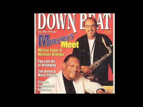 Blue Monk (Live)  Featuring McCoy Tyner & Michael Brecker!