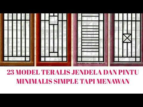 23-model-teralis-pintu-dan-jendela-minimalis