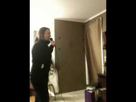 Bachelorette karaoke