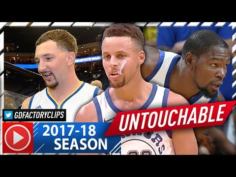 Stephen Curry, Kevin Durant & Klay Thompson EPIC Highlights vs Pelicans (2017.10.20) - MUST WATCH!