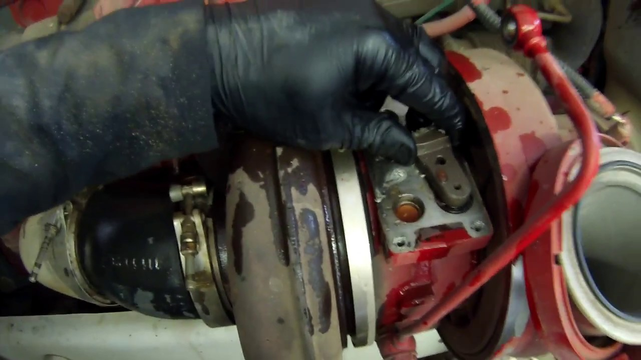 how to check if turbo and  or actuator is bad on cummins