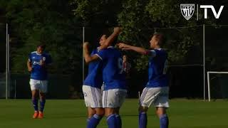 Liga 18-19 - J.06 - Real Oviedo B 2  Bilbao Athletic 1
