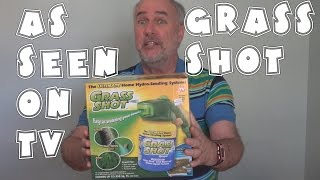 Grass Shot Review- As Seen On TV | EpicReviewGuys in 4k