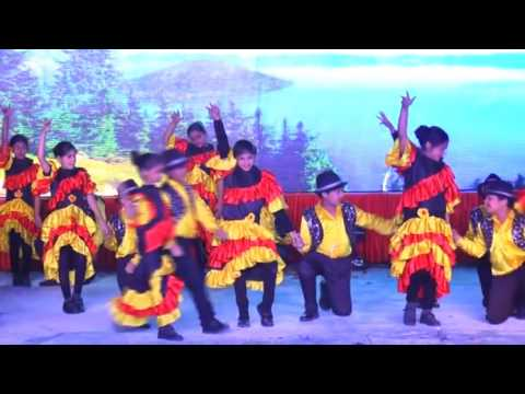 DPS Kaithal GUSTO Annual Function 3rd December 2016 ( ROUND THE WORLD)