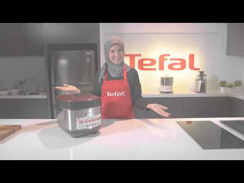 How to Clean Tefal Rice Cooker