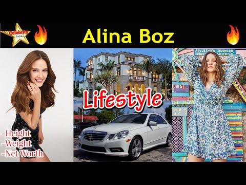 Alina Boz Lifestyle,Height,Weight,Age,Boyfriend,Family,Affairs,Biography,Net Worth,Salary,DOB 🔥