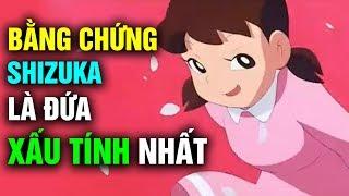 Bằng Chứng Không Thể Ngờ Cho Thấy Shizuka Là Đứa Xấu Tính Nhất Trong Nhóm bạn Doraemon