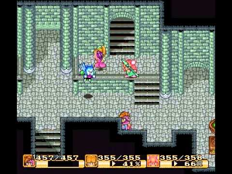 Secret of Mana Part 23: Grand Palace