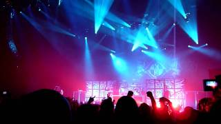 Machine Head Live @ Forest National - Now I Lay Thee Down