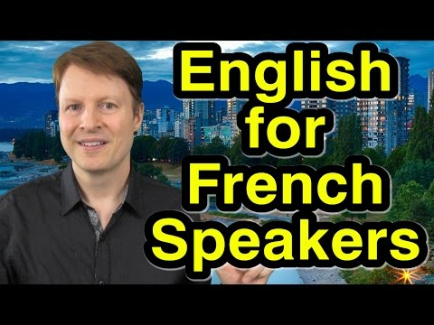 Learn English | Pronunciation | French Speakers | Lesson 1