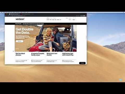 Verizon On Prepaid $35 6GB Data, Unlimited Talk & Text June 2019