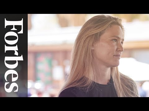 Bar Refaeli: A Conversation At Forbes Under 30 Global In Israel  | Forbes