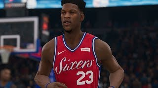 NBA LIVE 19 HUGE Title Update 1.14 (11 GBs worth of???)