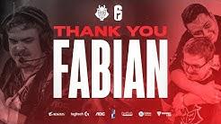 Thank You, Fabian | G2 Rainbow Six Siege