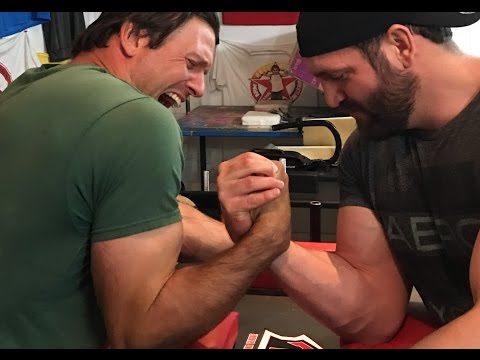 World ArmWrestling Champion Devon Larratt Career Interview!