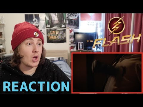 "The Flash 1x16 REACTION!!!⚡""Rogue Time"""