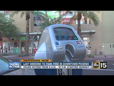 Prepare to pay more for parking in downtown Phoenix