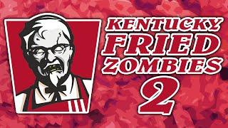KENTUCKY FRIED ZOMBIES 2! (KFC) ★ Call of Duty Zombies Mod (Zombie Games)