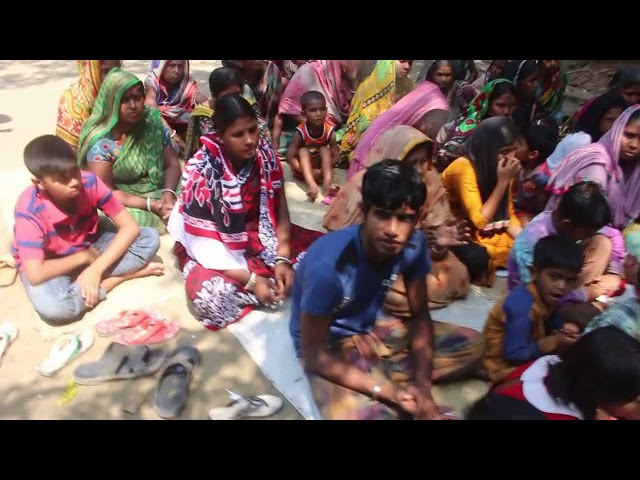 Singing to Jesus in Mahamudkathi Bangladesh