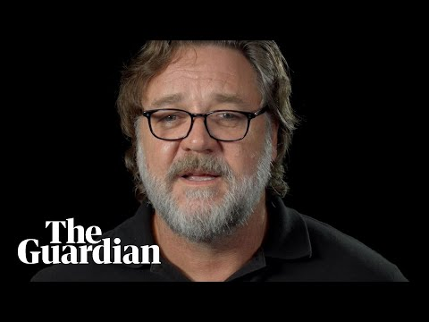 Russell Crowe's message on the climate crisis