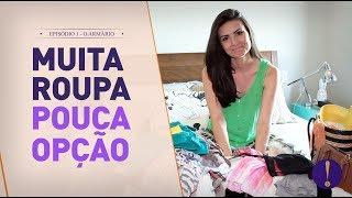 DICAS PRA ECONOMIZAR NA HORA DE COMPRAR ROUPA | Primeiro episódio completo | DETOX DO GUARDA-ROUPA