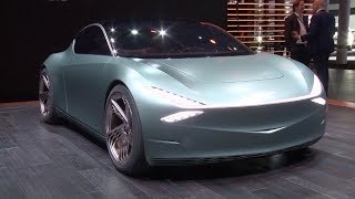 Eye-catching electrics and SUVs at the New York auto show thumbnail