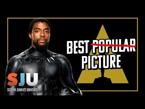Disney Wants Black Panther to Win Best Picture, Not Popular Oscar - SJU