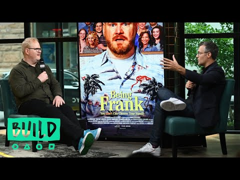"""Jim Gaffigan Talks About The Comedy Film, """"Being Frank"""""""