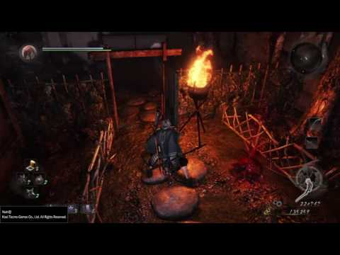 NiOh   How To: Access Secret Entrance in Spider Nest Castle Mission