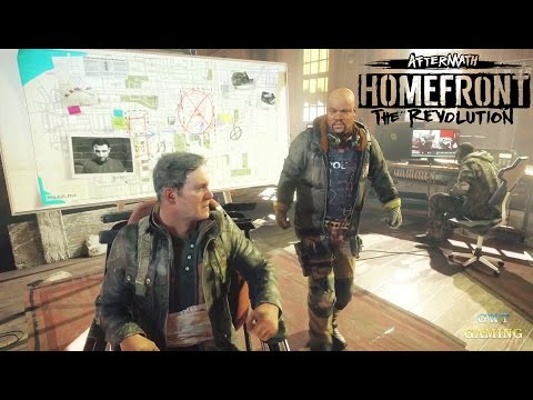 Homefront The Revolution - Aftermath DLC - Gameplay Walkthrough Part 1 No Commentary