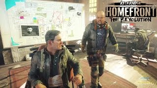 Homefront The Revolution - Aftermath DLC - Gameplay Walkthrough No Commentary