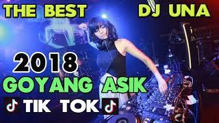 PALING ENAK DJ UNA GOYANG TIK TOK AKIMILAKU - DJ BREAKBEAT SLOW REMIX VIRAL 2018 Mp3