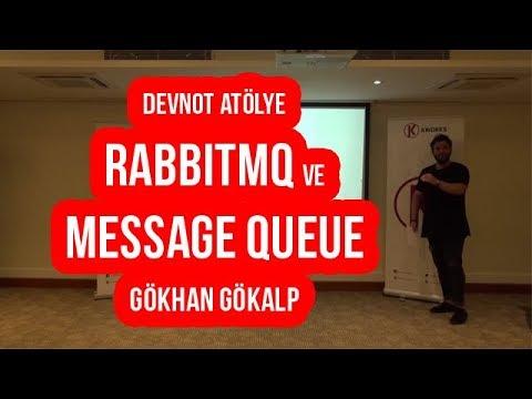 RabbitMQ ve Message Queue Yapıları Eğitimi