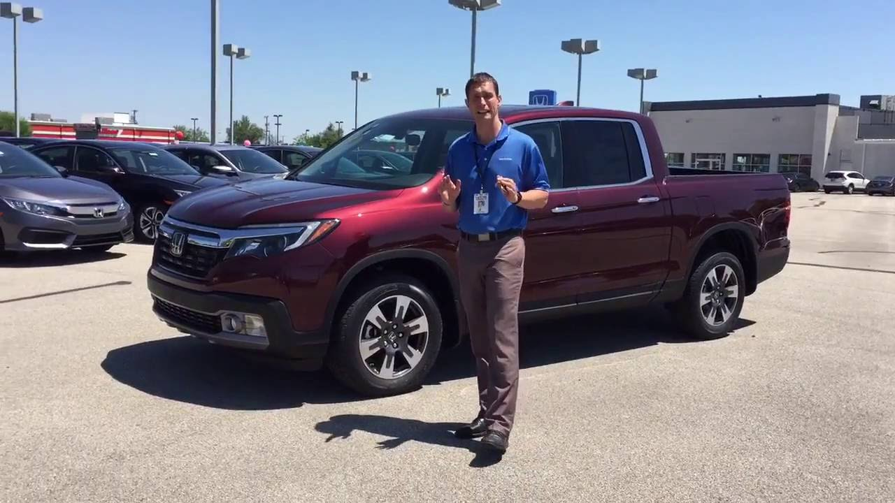 2017 Honda Ridgeline Rtl E Awd Presented By Jeremy Rees Of Victory In Muncie Indiana You