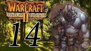 ОПАСНАЯ  ВЫЛАЗКА! ▶ Warcraft II: Tides of Darkness №14
