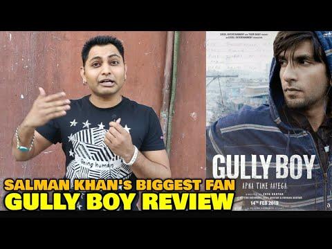 Salman Khan's Biggest Fan REVIEW On Gully Boy Movie | Ranveer Singh, Alia Bhatt | Zoya Akhtar Film Mp3