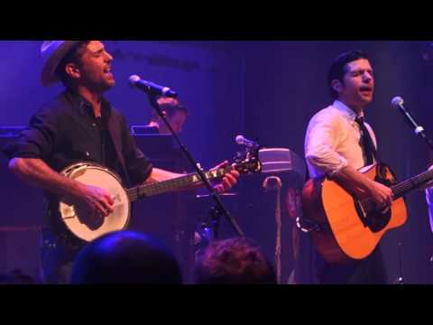 "Avett Brothers ""November Blue"" Chicago Theatre 04.21.16 Night 1"