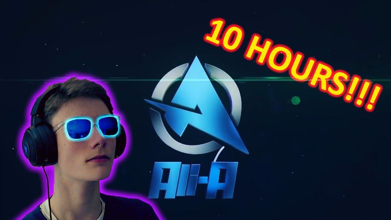 Ali A Earrape Intro 1 Hour
