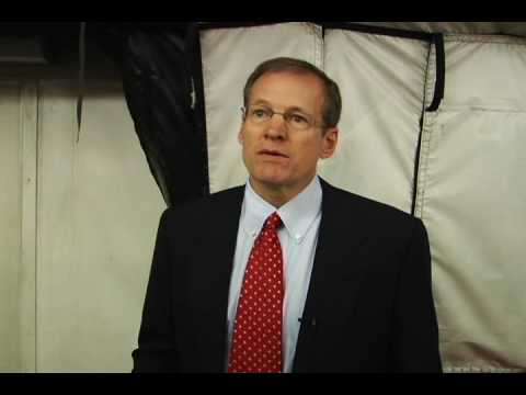 Representative Jack Kingston Georgia visits NATO Training Mission-Afghanistan