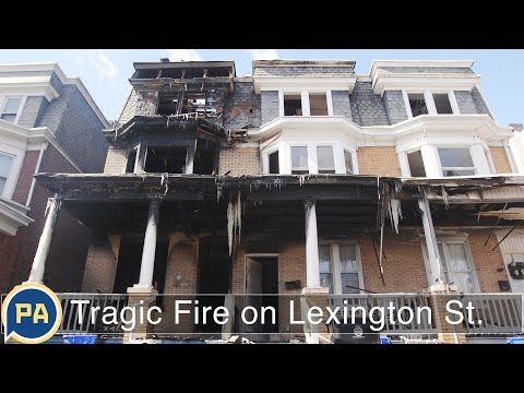 Family reacts to tragic fire in Harrisburg
