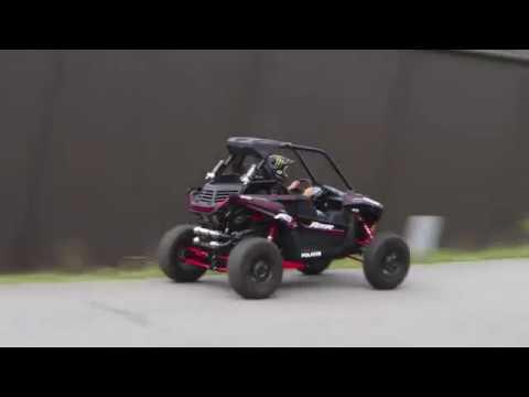 2018-2019 RZR XP 1000/ RZR RS1 Sport Series Slip-on - MBRP Powersports