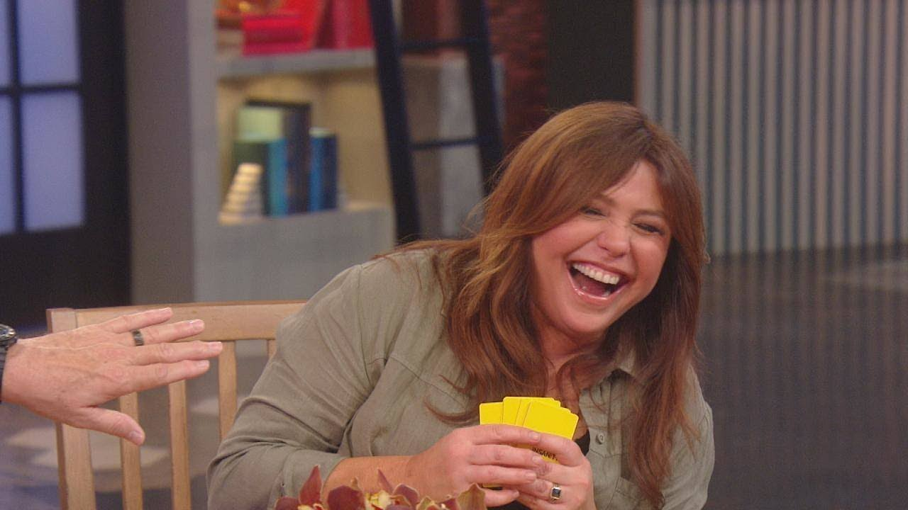 Rachael Could NOT Stop Laughing While Playing Jeff Foxworthy's New Party Game
