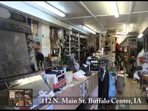 Buffalo Center Iowa's Weaver's Leather on Our Story's The Celebrities #47
