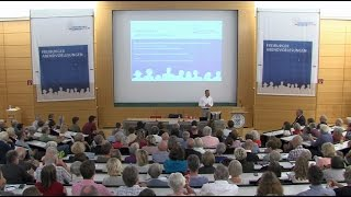 Gehirn und Krankheit - 5. Freiburger Abendvorlesung 2015