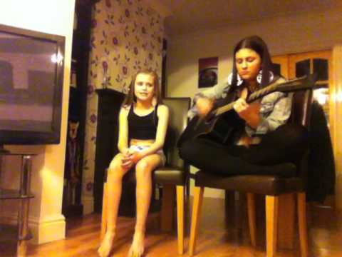 Adele-set fire to the rain cover jordan stevens and jolie stevens