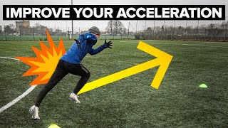 How to improve your acceleration | speed tutorial