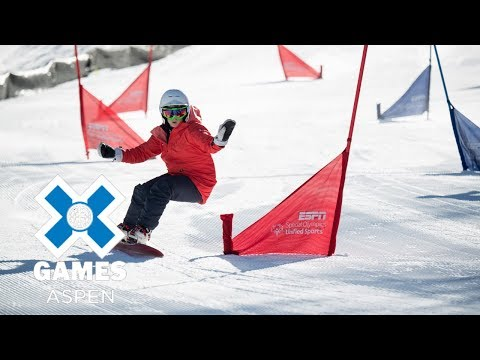 Special Olympics Unified Snowboarding: FULL BROADCAST | X Games Aspen 2018