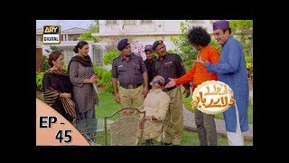 Dilli Walay Dularay Babu Ep 45 - 29th July 2017 - ARY Digital Drama