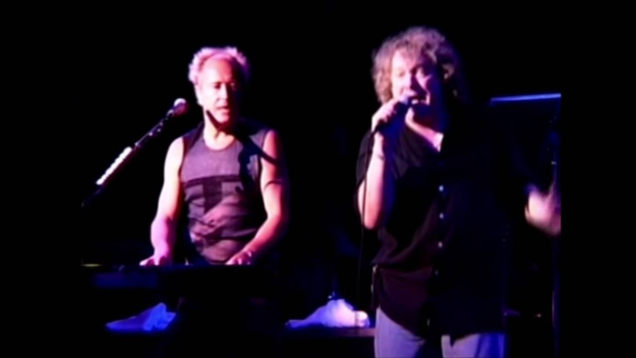 Foreigner That Was Yesterday Live 2002 Promo Only Youtube