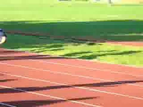 dwight 100m
